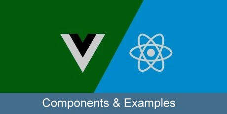 Video.js React and Vue