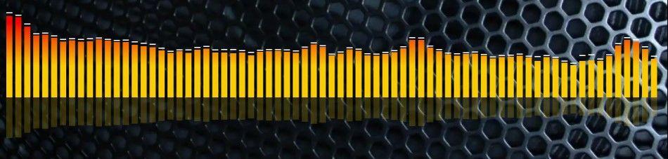 Video.js audio visualizer