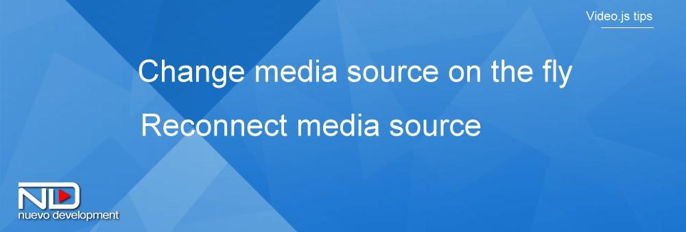 video.js change source